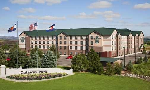Homewood Suites By Hilton Denver International Airport Hotel, Co - Exterior