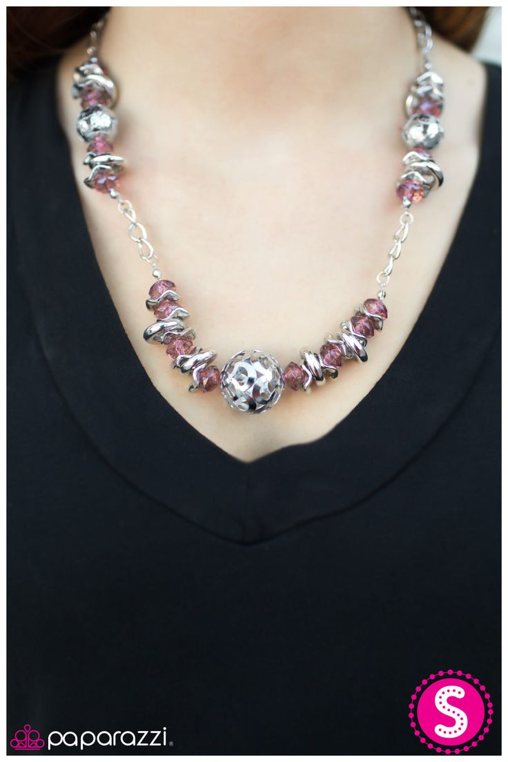 rant and rave pink 5 necklaces pinterest paparazzi