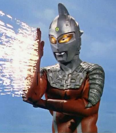 Ultraseven... Awesome!!!