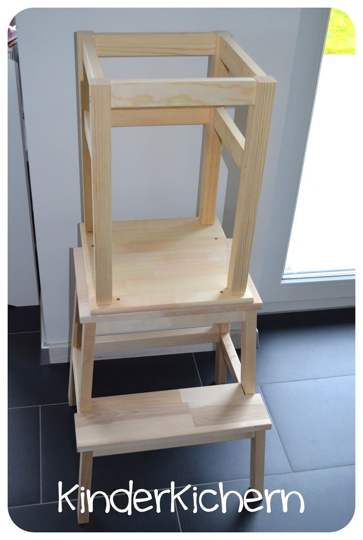 Great KinderKichern Anleitung f r einen Learning Tower