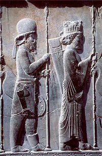 Império Aquemênida – Dario I - Persia