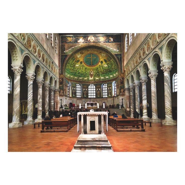 #basilica #santapollinare #classe #ravenna #emiliaromagna #italy