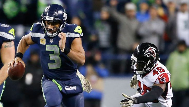 Russell Wilson becomes the 10th quarterback with 3,000 career rushing yards