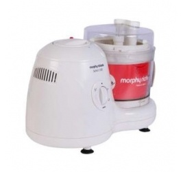 Morphy Richards food processor Select 500comes with Rotary switch, switch speed is 10, Heavy Duty motor type, Material of jars is Polycarbonate, it has 4 universal blade with ABS material of housing, 500 watts of power.