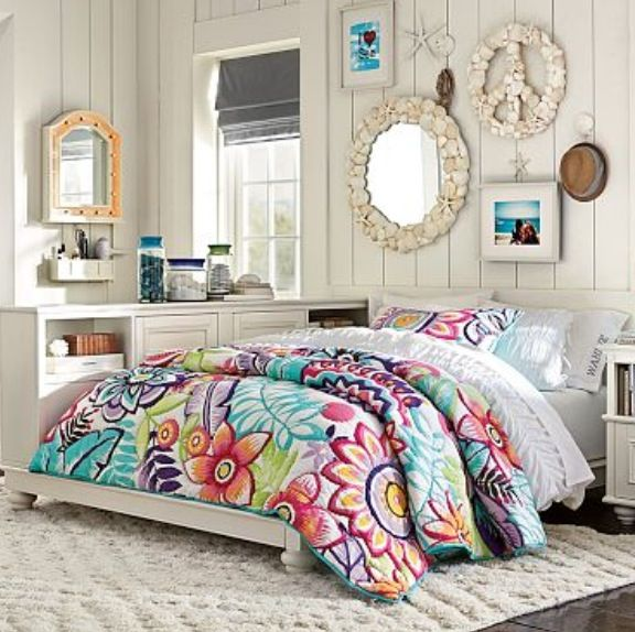 Dream Bedrooms For Teenage Girls: 25 Best Images About Cute Bedrooms On Pinterest