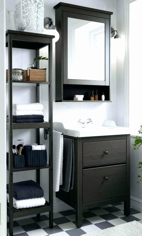 Ikea Com Bathroom Mirror Luxury Ikea Bathroom Storage Ideas Brunaethiagote Di 2020 Desain Kamar Mandi Mandi