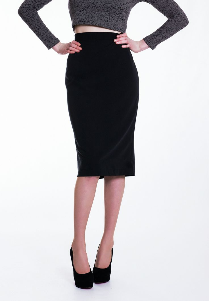Complete your wardrobe with this elegant classic pencil skirt. @Wear Eponymous via @SaleServant