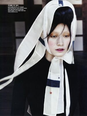 Vogue Korea August 2013 Editorial