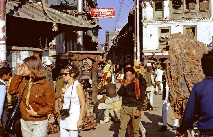 First day in Kathmandu, Nepal 1970 https://www.amazon.com/One-Foot-Front-Other-First-ebook/dp/B01485I6W6/ref=sr_1_2?s=digital-text&ie=UTF8&qid=1474067762&sr=1-2&keywords=neil+rawlins
