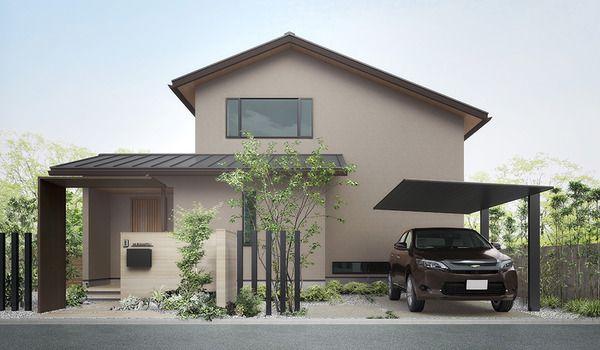 Lixilが次世代カーポート発表 アルミ材のシンプル構造で住宅にマッチ 施工性や質感を向上 6枚目の写真 画像 カーポート エクステリアプランナー 施工
