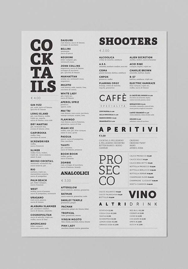 Malo 'Cocktail Cafè por Giuseppe Fierro