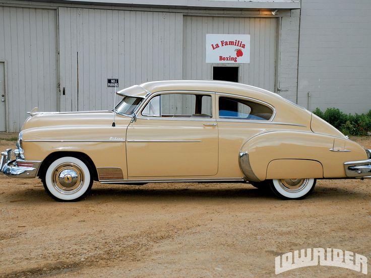 1950 Chevrolet Fleetline Deluxe - Lowrirder Magazine