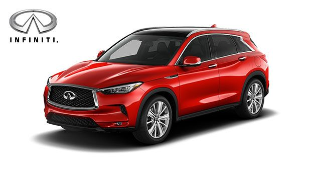 2020 Infiniti Qx50 Premium Compact Suv With A Powerful Engine In 2020 With Images Compact Suv Infiniti Advanced Driver Assistance Systems