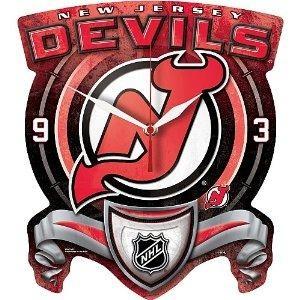New Jersey Devils CLOCK