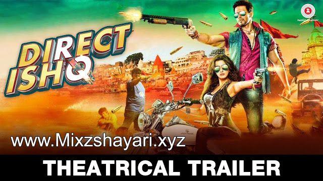 Direct Ishq - Theatrical Trailer - Rajniesh Duggall, Nidhi Subbaiah & Arjun Bijlani - MixzShayari