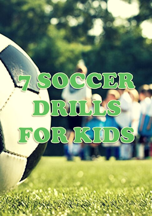 Whether you're a coach looking for practice drills or a parent looking to up your child's game, these soccer drills can help them with all the fundamentals they need on the field. 7 Soccer Drills for Kids - http://www.activekids.com/soccer/articles/7-soccer-drills-for-kids