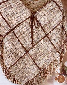 artesanias 00 La lana encintada además de dar un buen acabado permite separar las fibras para utilizarlas individualmente. *Materiales: -Lana forrada con cinta -Telar de 20 x 20 -Telar de 20 x 11 -Tijeras