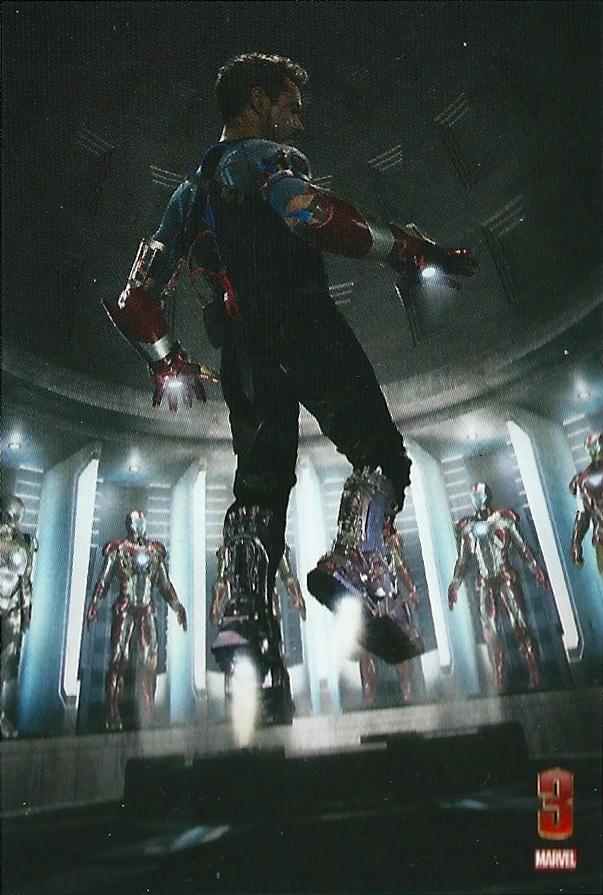 Iron Man 3 poster concept.