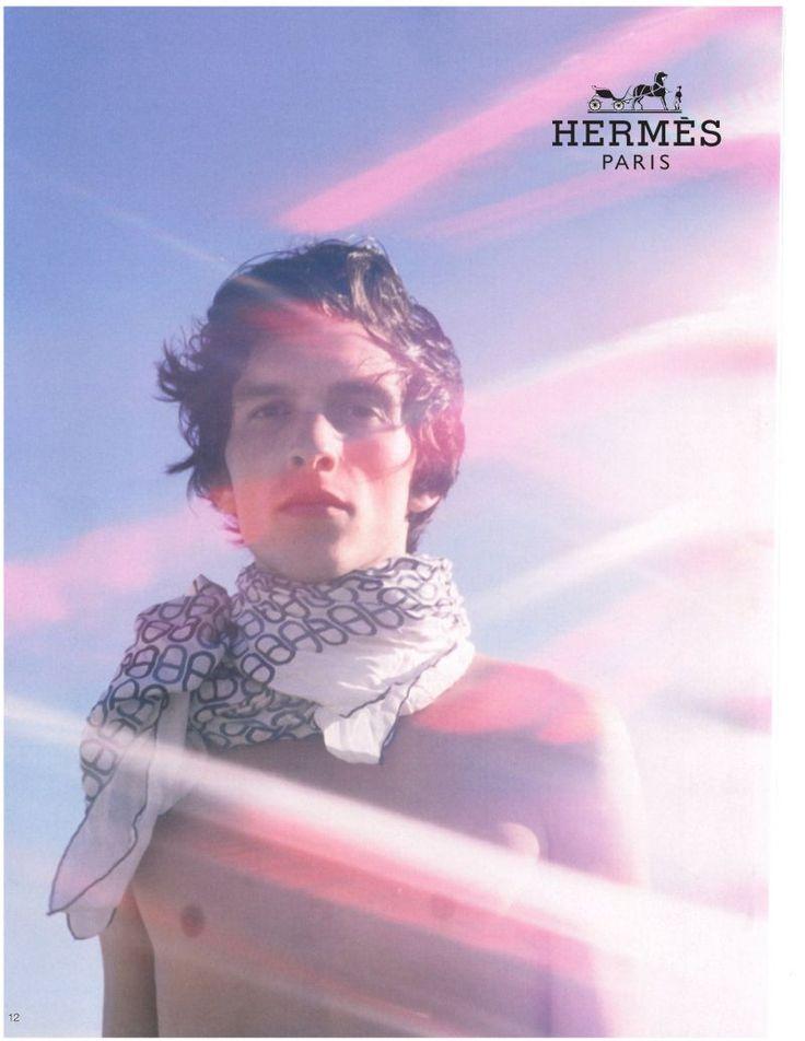 JIMMY BEAUQUESNE FOR LE MONDE D'HERMÈS SPRING/SUMMER 2013