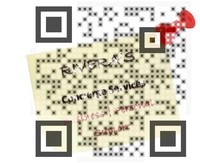 Our brand new QR Code, not too plain hey!