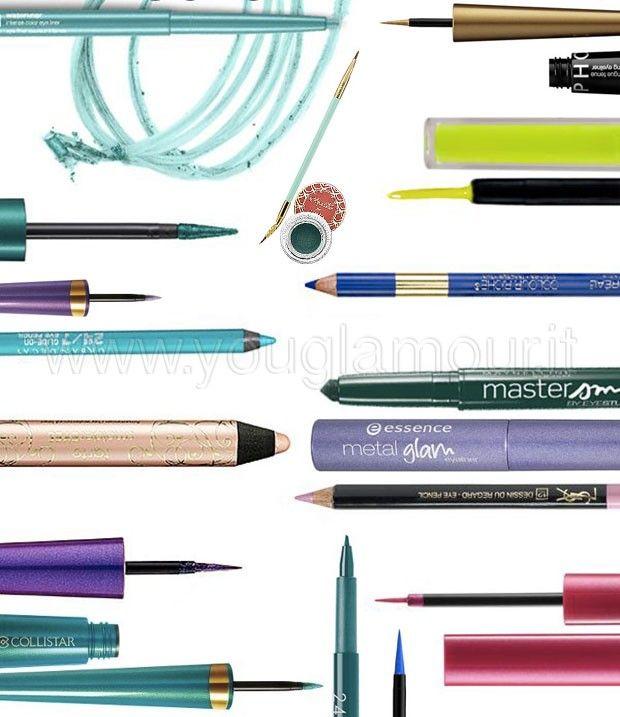 Trucco-eyeliner-colorato-e-metal