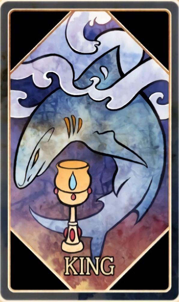 Tarot Deck | The arcana in 2019 | Tarot, Tarot decks, King