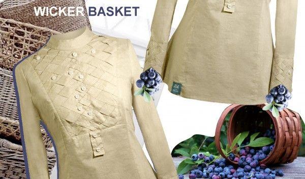 J.V. #Moodboard. #Wicker #Basket.
