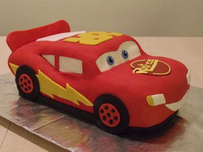 25 Best Ideas About Car Shaped Cake On Pinterest Number