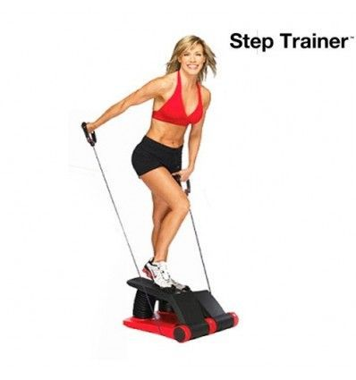 Ministepper Step Trainer - 5454 - G2000126 - 4899888105084 - Ministepper Step TrainerLe roi des appareils de musculation à domicile vient d'arriver...