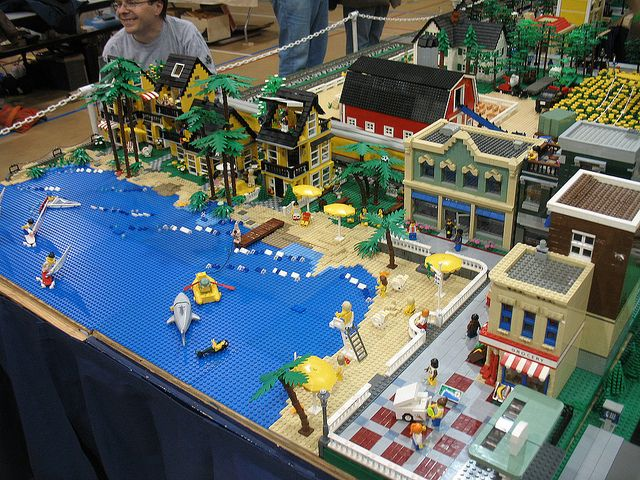 lego city layout - Google Search