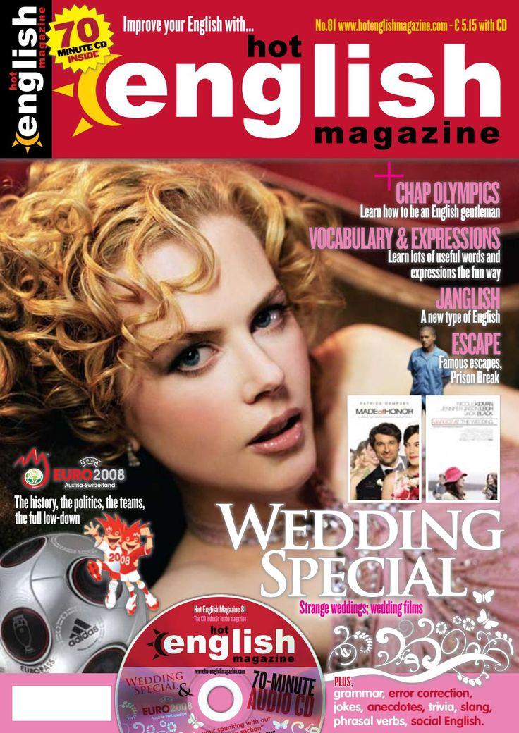 Hot english magazine 81