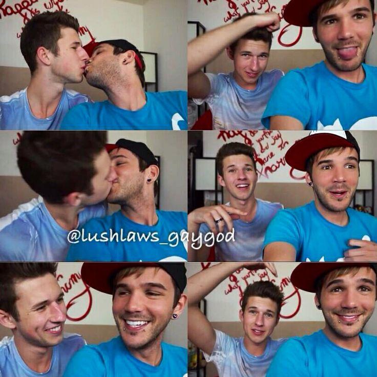 Matthew lush and Nick Laws