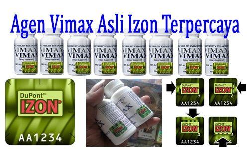 Obat Pembesar Penis   Vimax Herbal