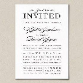 Best 25 Casual wedding invitation wording ideas on Pinterest