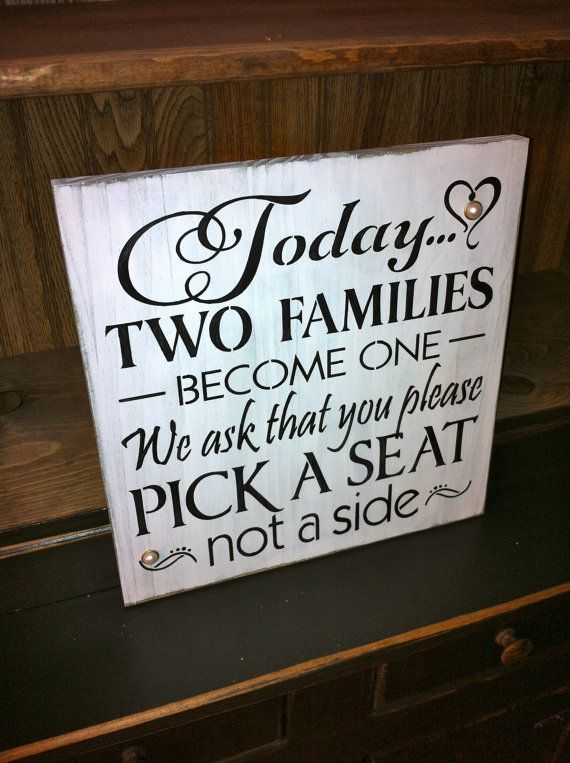 Primitive Rustic Wedding Seating SignToday by oldecountrystrokes, $20.00