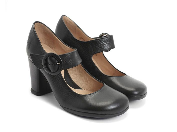 Fluevog Sopranos Carey. Needed a new pair of black mary janes.