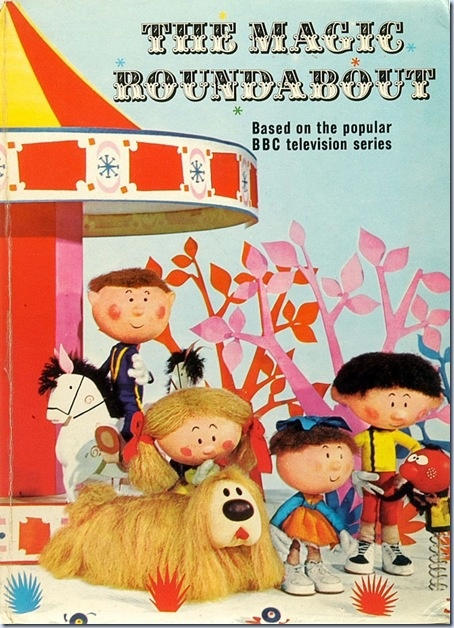 The Magic Roundabout - WHY does everything have to be ruined and remade with computerization??? The original and the best.