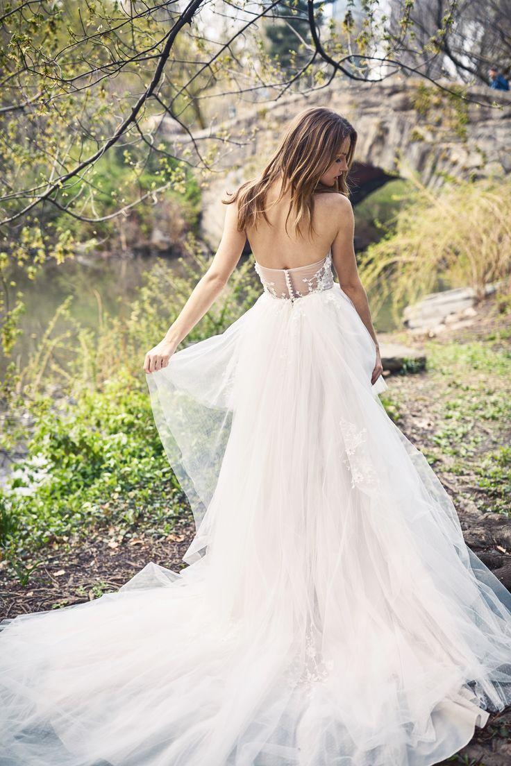 26 best BLISS Monique Lhuillier images on Pinterest   Short wedding ...