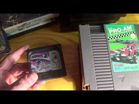 VIDEO GAME FINDS AND PICKUPS #1 THRIFT STORE AND FLEA MARKET 2-17-2013
