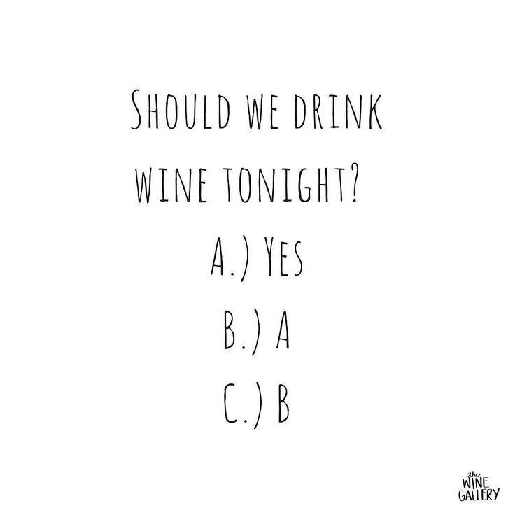 All of the above!   #winespo