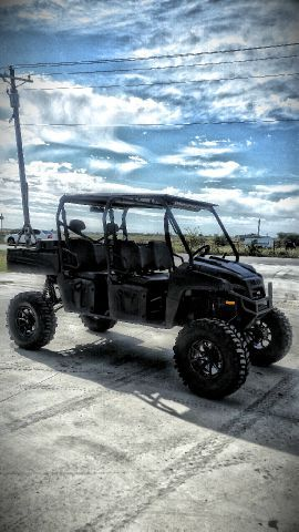 2013 Polaris Ranger 800 Crew LE EPS In Gainesville TX - Triple C Auto Sales Inc.