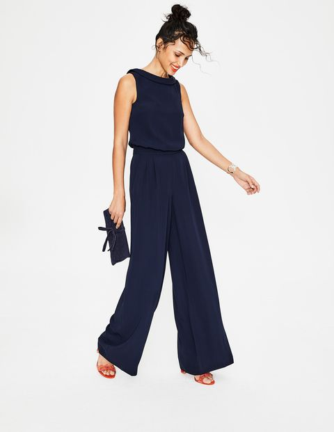 Clarissa Jumpsuit T0105 Dresses At Boden Frocks Jumpsuit
