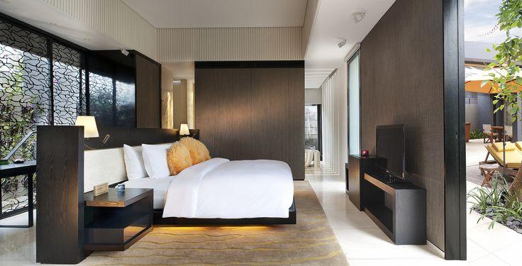 W Retreat  Spa Bali - Seminyakwow Two Bedroom Pool Villa -9786