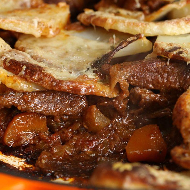 Beef Stew Gratin by Tasty