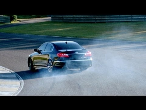 2013 Hyundai Genesis   Big Game Ad   »Excited »