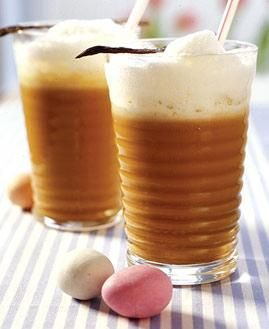 Rezept: Cappuccino-Vanille-Milchshake
