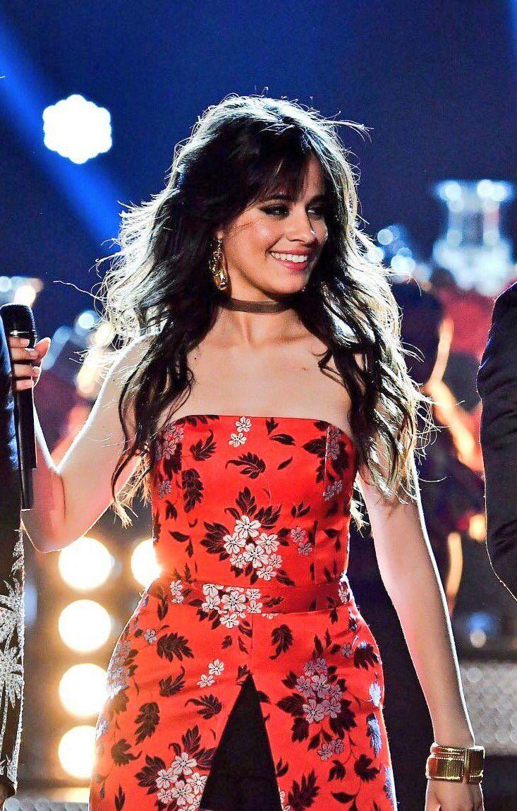 Camila Cabello, MTV Awards (Hey Ma) 07.05.2017