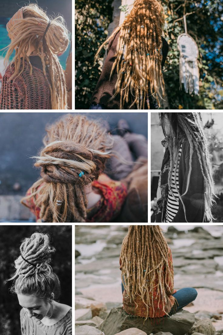 Girl with Dreads | Dreadlock Hairstyles for women. Mountain Dreads on Instagram @mountaindreads Dreadlock Beads & Accessories #dreadbeads #dreadlocks #dreadstyles #dreadlockhairstyles #dreadlockstyle #wonderlocks