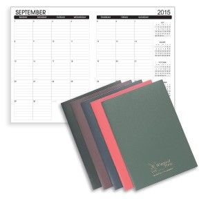 Each planner consists of 16 pages with 13 months' worth of calendars. Features full year-at-a-glance calendars for 2018 & 2019, toll-free phone numbers for airlines, international area codes, advance planning into 2019, address/phone page & holiday listings for 2018. Porcella Stock pages.