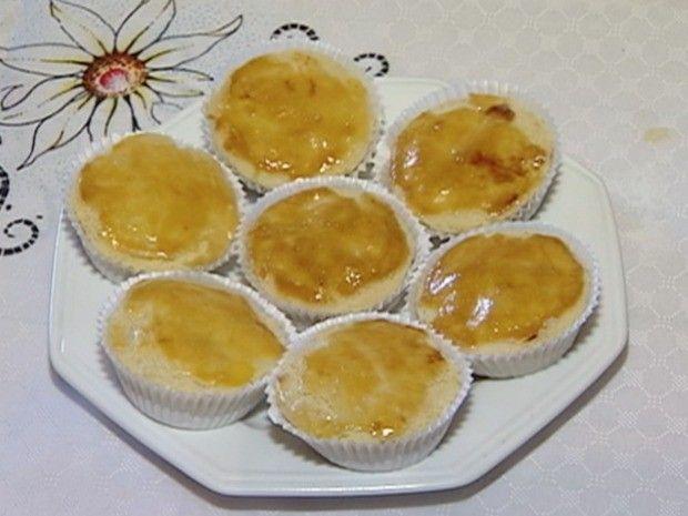 Empadas recheadas com abacaxi feitar por cozinheira de Vitória fazem sucesso. (Foto: Reprodução/TV Gazeta)